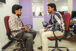 Arun Interview