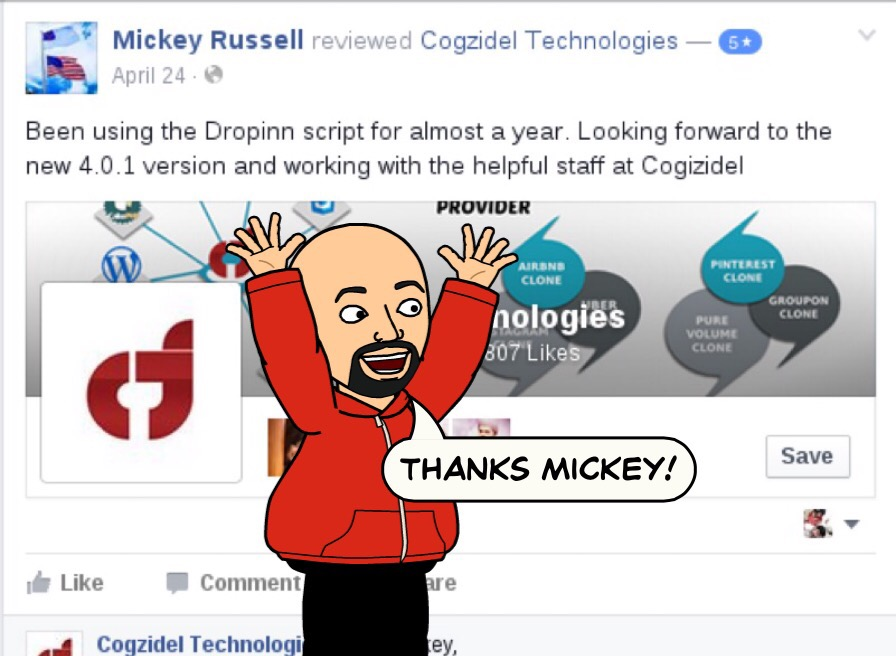 DropInn Review by Mickey Russell