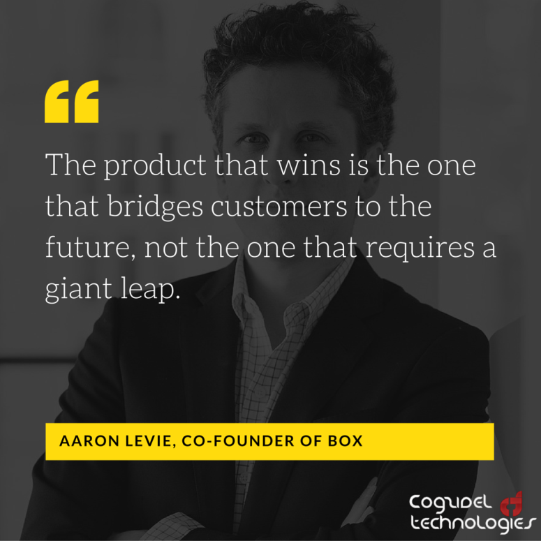 Aaron-Levie-On-Product-Motivational-Quotes-From-Cogzidel