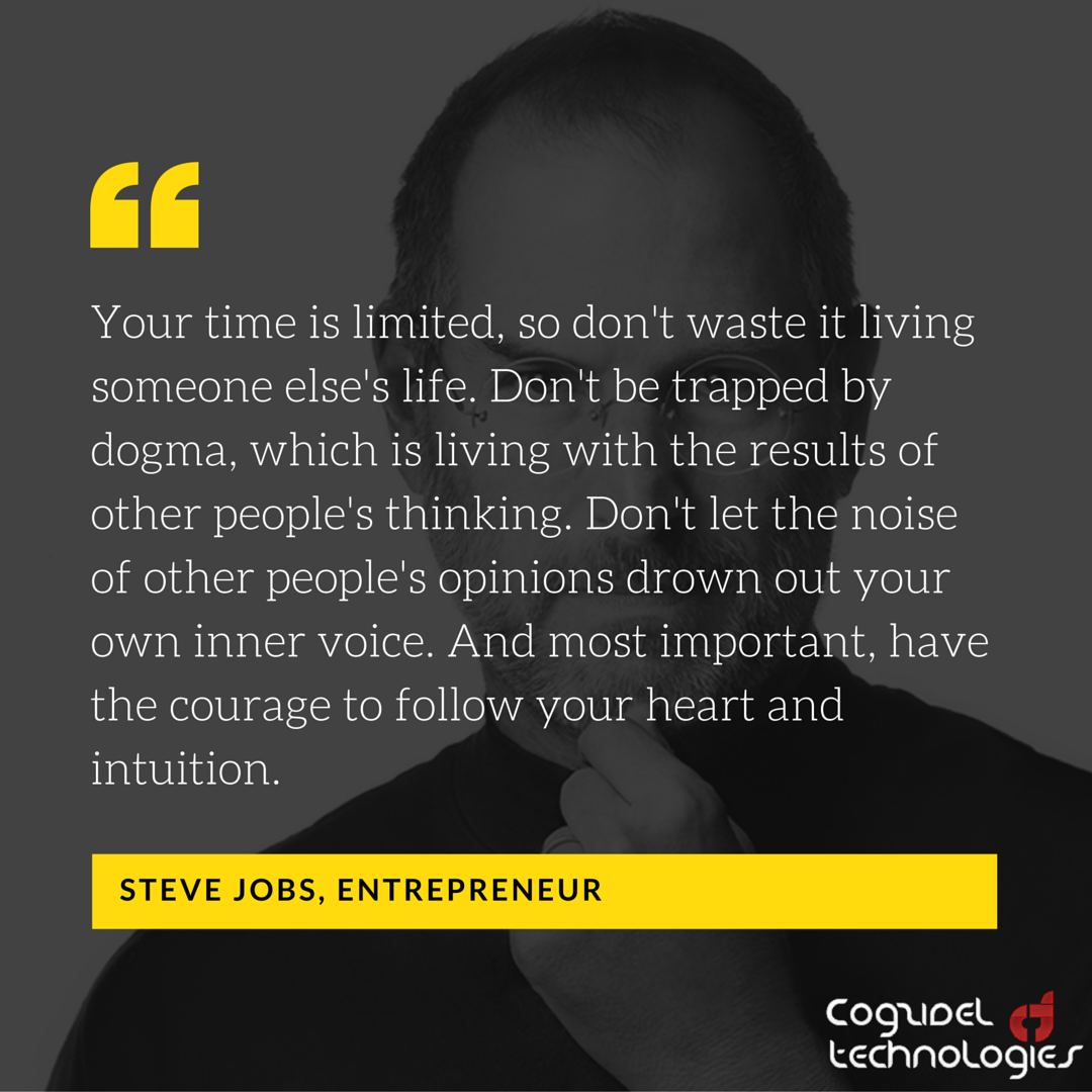 Steve-Jobs-On -Time-Motivational-Quotes-From-Cogzidel